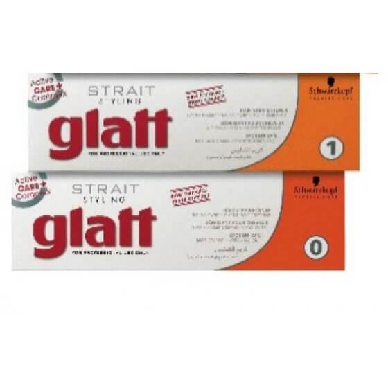 Strait Styling Glatt kit za trajno ravnanje kose