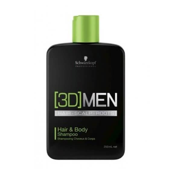 [3D]MEN Hair&Body šampon