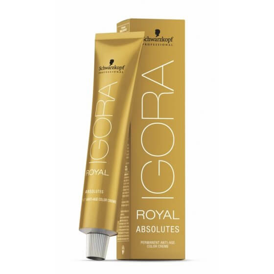 IGORA Royal Absolutes trajna boja za prekrivanje sijedih 60ml