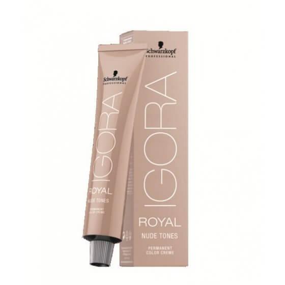 Igora Royal Nude Tones trajna boja u puderastim nijansama 60ml