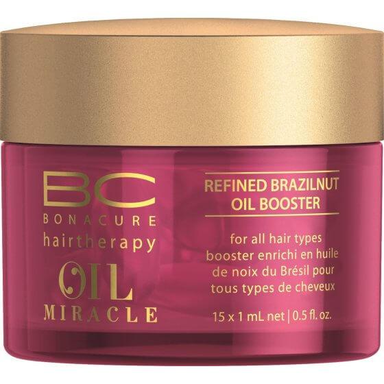 BC Oil Miracle Refined Brazilnut Oil Booster, 15x1ml