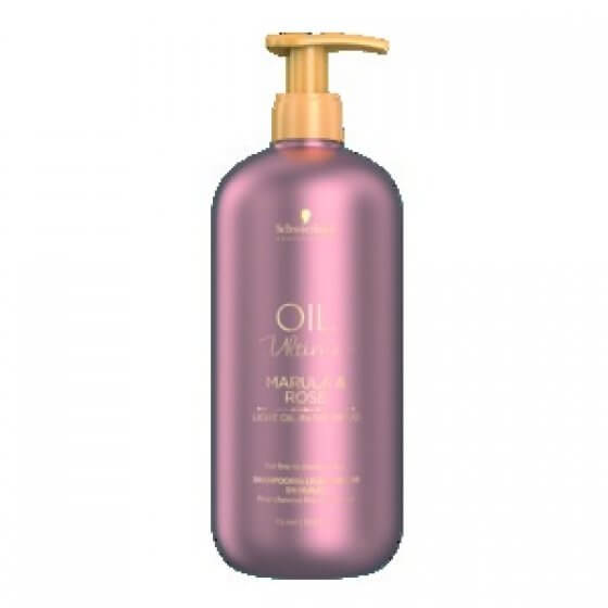 Oil Ultime Light Oil-in šampon