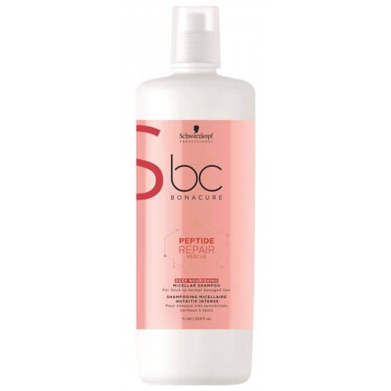 BC Peptide Repair Rescue Deep Nourishing Micelarni šampon, 1000 ml