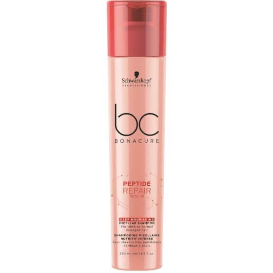 BC Peptide Repair Rescue Deep Nourishing Micelarni šampon, 250 ml