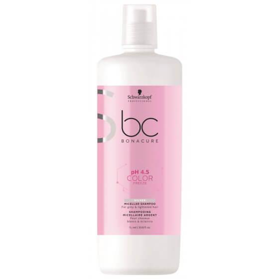 BC pH 4.5 Color Freeze Silver Micelarni šampon, 1000 ml