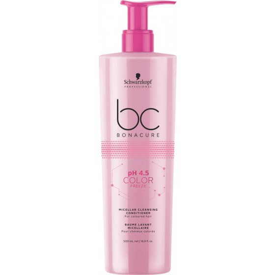 BC pH 4.5 COLOR FREEZE MICELARNI CLEANSING REGENERATOR 500 ml