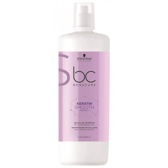 BC Keratin Smooth Perfect Micelarni šampon, 1000 ml