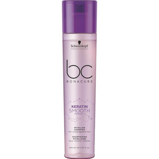 BC Keratin Smooth Perfect Micelarni šampon, 250 ml