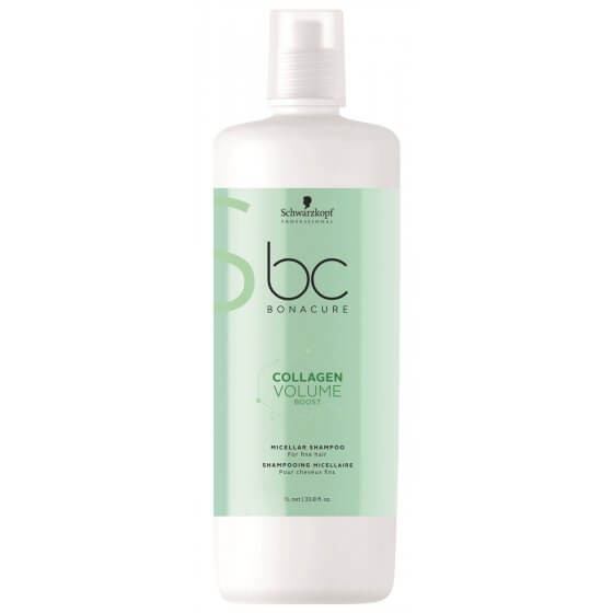 BC Collagen Volume Boost Micelarni šampon, 1000 ml