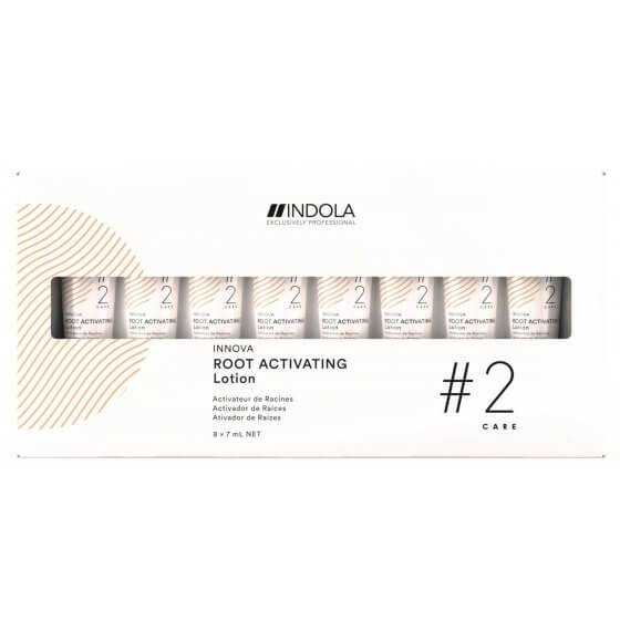 INNOVA Root activating losion, 8x7ml