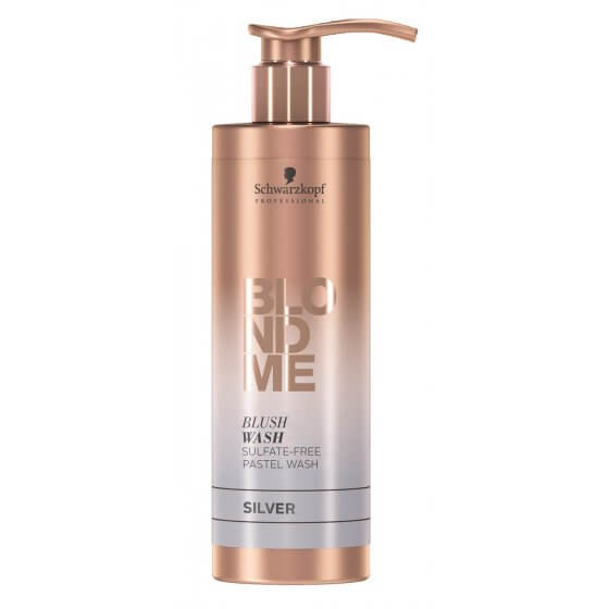 BLONDME BLUSH WASH SILVER 250 ML