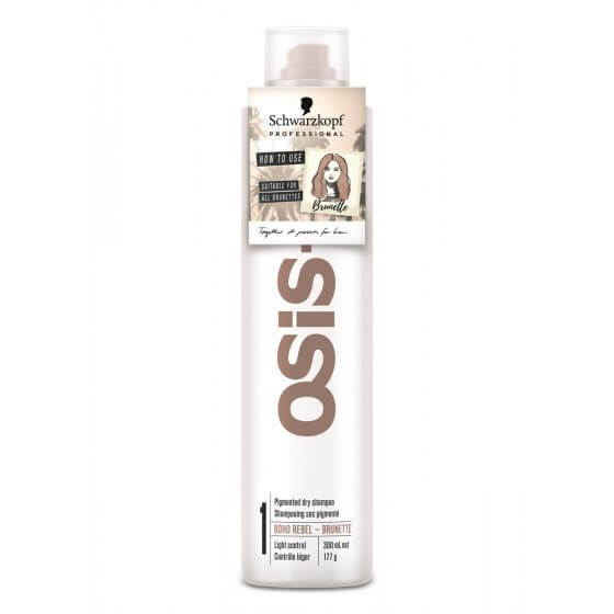 OSiS+ Boho Rebel BRUNETTE 300 ML