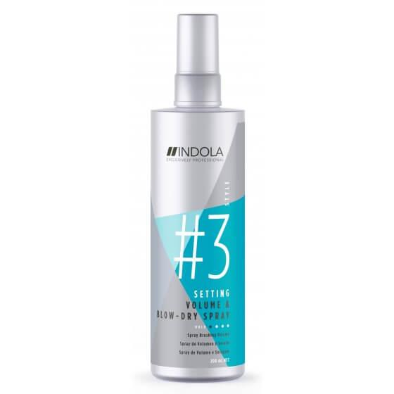 INDOLA Volume & Blow-Dry Spray 200 ml
