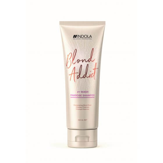 BLOND ADDICT PINK-ROSE ŠAMPON, 250ml