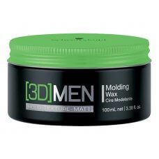 3D MEN MOLDING WAX 100 ML