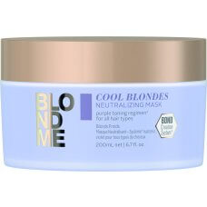 BlondMe Cool Neutralising maska  200 ml