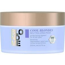 BlondMe Cool Neutralising maska  200 ml